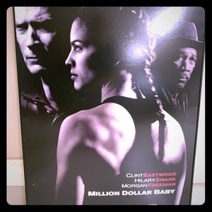 Other - Million dollar baby poster